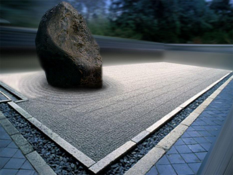 Jardines zen recuperacion de fundamentos teoricos del for Diseno de jardines zen