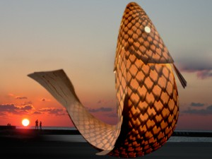Zoomorfía Simétrica Frank Gehry