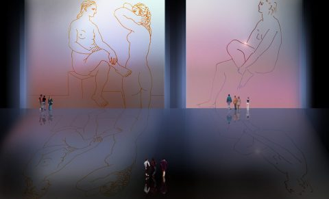 Pablo Picasso Encuentros, La Suite Vollard