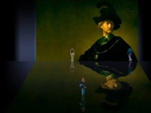 Rembrandt  – Visualización en los claro-oscuro de la mente.