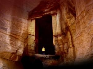 Fusión escultórica de lo pétreo, de lo Escultórico y de lo Habitable