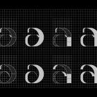 Gramapoética, tipografía modular, digital typography