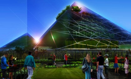 Jardines verticales / Arquitecturas didascálicas