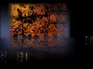 Emblemas de Lluvia / Jackson Pollock