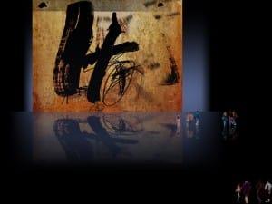 Huracanada inmovilidad / Antoni Tàpies