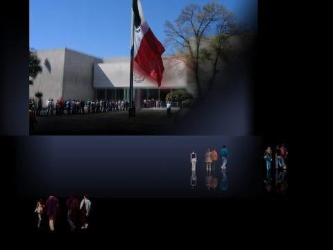 Museo Nacional de Antropología Ciudad de México, MX