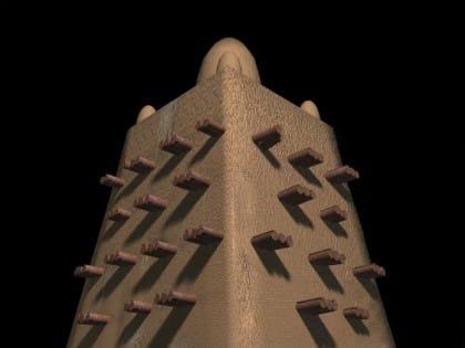 Verticalidad en el islam: minaretes