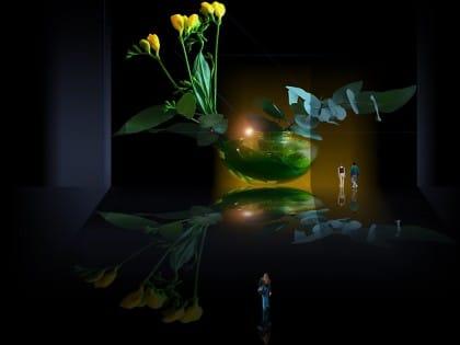 Ikebana  | Florecer armonizante.