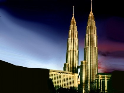 Origen, identidad, prospectiva: Cesar Pelli, las torres de Petrona