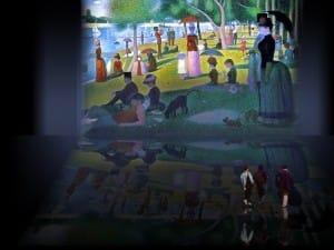 Georges Pierre Seurat  – Policromía cuántica.