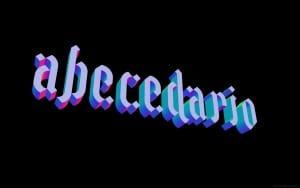 Gramapoética abecedario color_7986105843_o