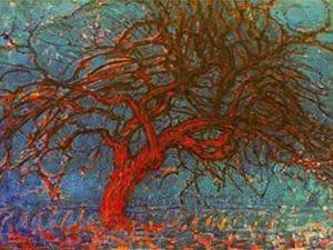 Manzanos de Mondrian