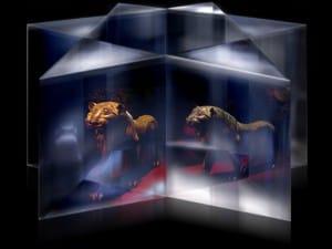 Antecedentes y panoramica del sistema de museos virtuales.