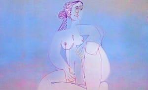 mujer_sentada,_geometrizacion_de_pablo_picasso_1953,_abstraccion_de_roberto_real_de_leon_2013