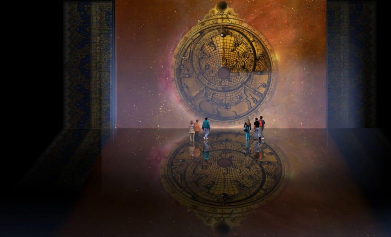 Astrolabios, ubicantes de estrellas guía