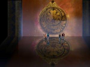 Astrolabios / ubicantes de estrellas guía