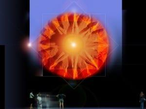 OctaFactor  / Sintagmas del orden cósmico en el tiempo