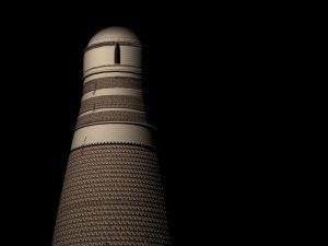 Minaret Emin Minaret, Turfan